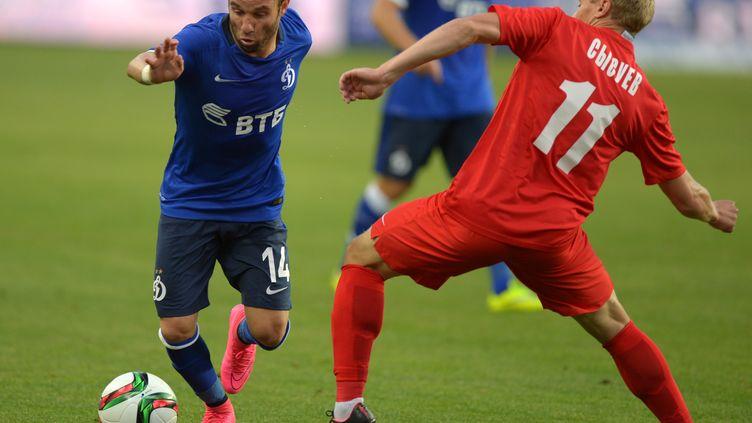 Mathieu Valbuena devrait s'engager dans les heures à venir en faveur de l'Olympique lyonnais. (MIKHAIL VOSKRESENSKIY / RIA NOVOSTI)