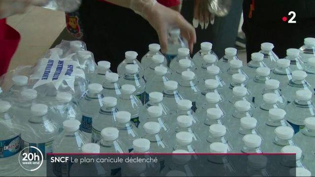 SNCF : le plan canicule est déclenché