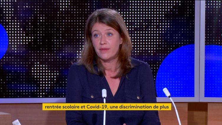 Karine Franclet (UDI) (FRANCEINFO)