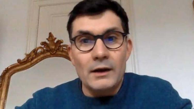 Philippe Deruelle, gynécologue-obstétricien (FRANCEINFO)