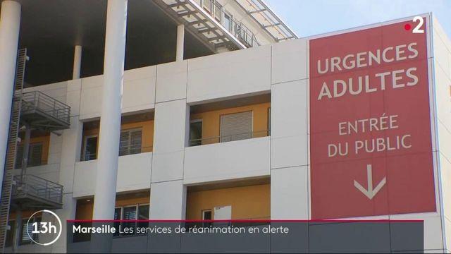 Bouches-du-Rhône : la hausse des cas en réanimation inquiète