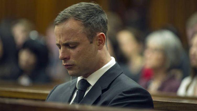 Oscar Pistorius au tribunal de Pretoria