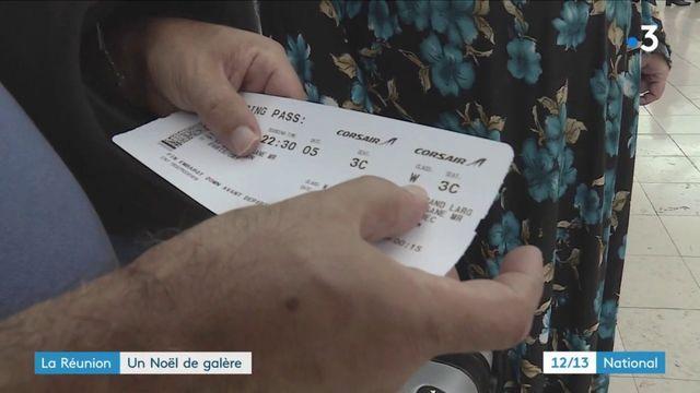 La Réunion : un Noël de galère à l'aéroport