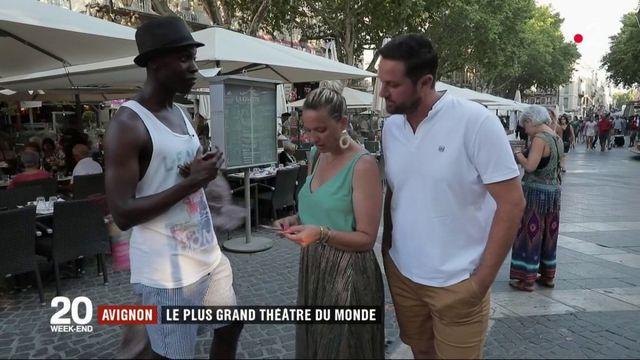 Théâtre : quand des jeunes en difficultés s'invitent au Festival d'Avignon