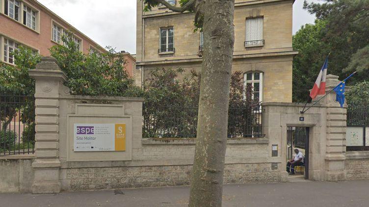 Les actuelles Écoles supérieures du professorat et de l'éducation (ESPE), comme ici à Paris, vont être transformées en Instituts nationaux supérieurs du professorat et de l'éducation (INSPE). (GOOGLE MAPS)
