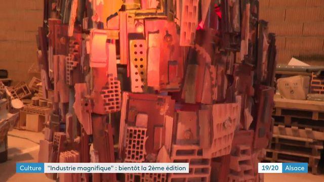 """À Strasbourg, l'exposition """"L'Industrie magnifique"""" allie artistes et industriels"""