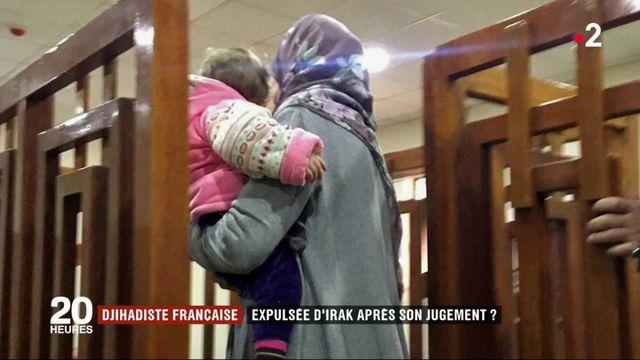 Djihadiste française : expulsée d'Irak après son jugement ?