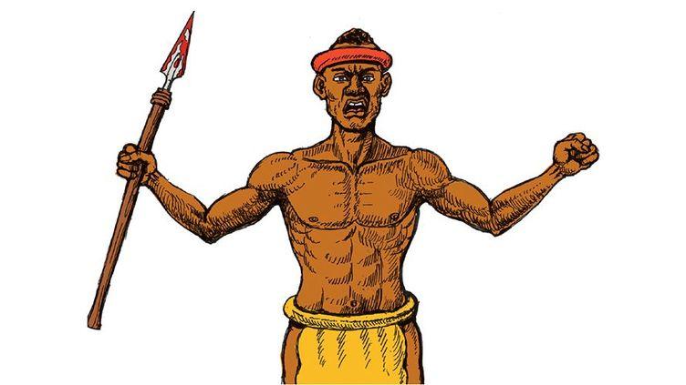 Chaka (Koffi Roger N'guessan/Harmattan BD )