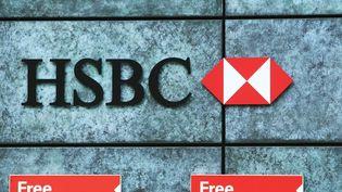 """Le Sénat américain accuse la filiale américaine de HSBC, HBUS, de """"graves carences"""" dans sa lutte contre le blanchiment d'argent. (LUKE MACGREGOR / REUTERS)"""
