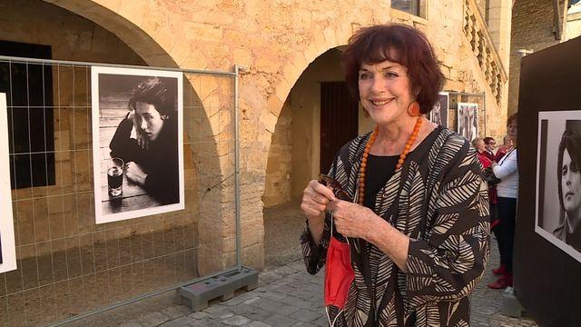 Anny Duperey expose ses photos