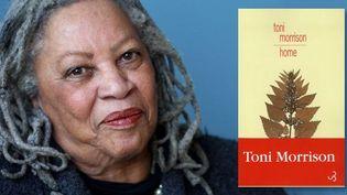 """Toni Morrison livre un magnifique 10e roman, """"Home"""", à 81 ans  (Michael Lionstar/AP/SIPA)"""