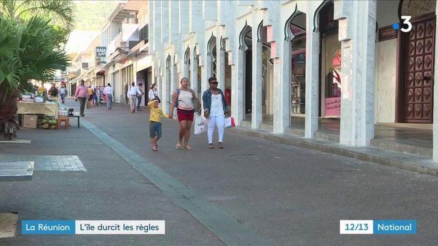 La Réunion : l'île renforce ses mesures contre le Covid-19
