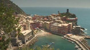 Un village des Cinque Terre, en Italie. (FRANCE 2)