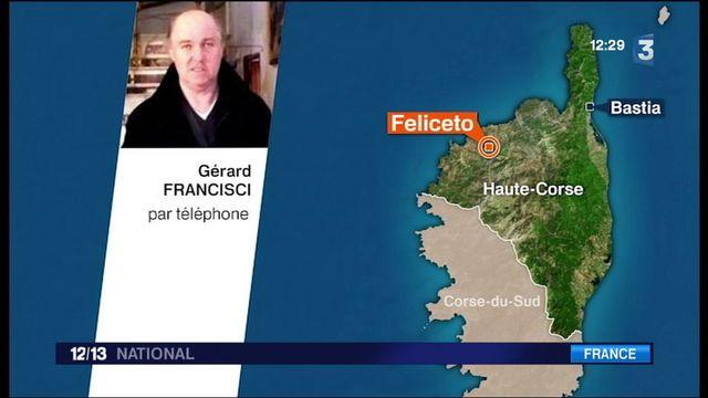 Haute-Corse : un touriste du Pas-de-Calais tué par balle
