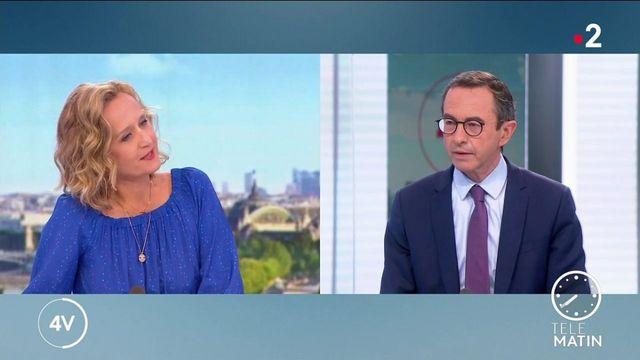"""Alliance Muselier-LREM en PACA : pour Bruno Retailleau, Les Républicains doivent """"affirmer une ligne claire"""""""