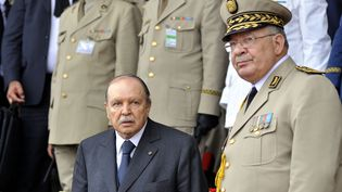 Abdelaziz Bouteflika, le 27 juin 2012 à Alger (Algérie). (BILLAL BENSALEM / NURPHOTO / AFP)