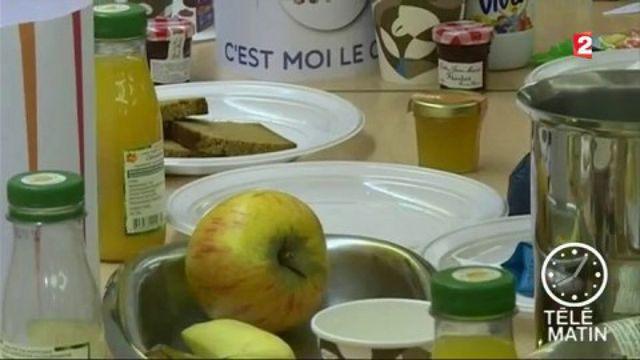 Santé : une étude sur l'alimentation des enfants