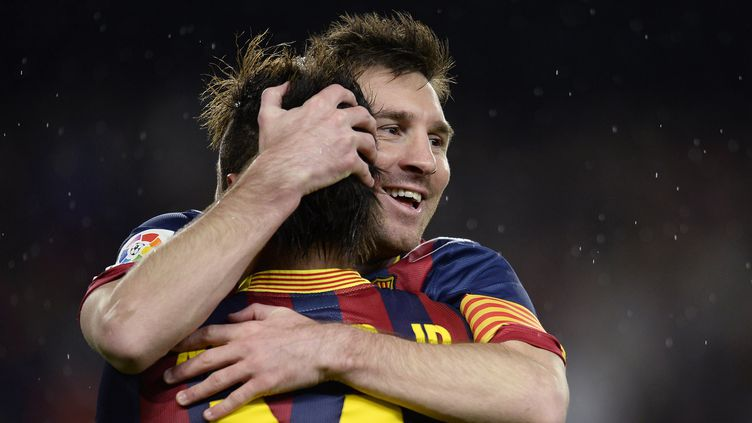 Lionel Messi  (LLUIS GENE / AFP)