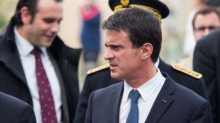 Manuel Valls, à Montargis (Loiret), le 6 juin 2016. (RICHARD HOLDING / CITIZENSIDE  / AFP)