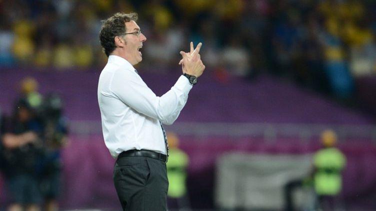 Laurent Blanc enrage devant la prestation de ses joueurs