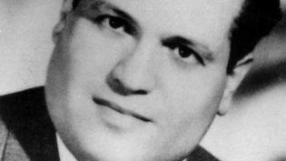 Portrait de l'avocat algérienAli Boumendjel alors âgé de 32 ans. (AFP)