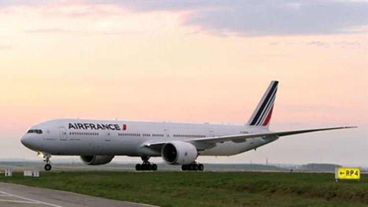 (AFP/Air France)