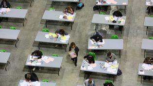 Ici, des examens à Montbéliard, en 2017 (illustration). (MAXPPP)