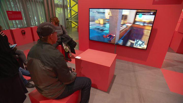 Design-moi un jeu vidéo - Cité du design de Saint-Etienne (D. Grousson / France Télévisions)