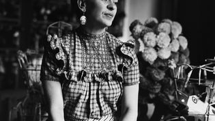 La peintre mexicaine Frida Kahlo en 1944 (BETTMANN / BETTMANN / GETTY IMAGES)