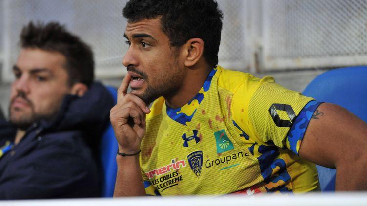 Wesley Fofana, le trois-quarts centre de Clermont.