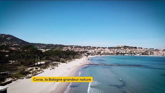 Tourisme : la Balagne (Corse) grandeur nature