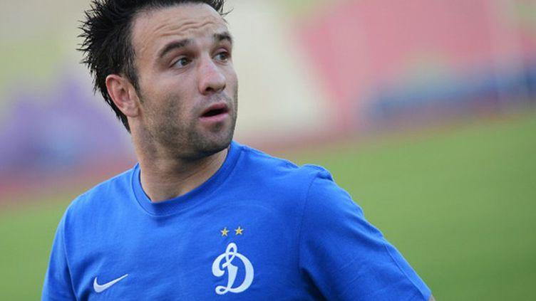 Mathieu Valbuena (KONSTANTIN TVERDOVSKIY / RIA NOVOSTI)