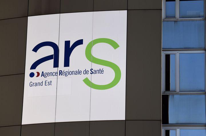 Façade du bâtiment de l'agence régionale de santé (ARS) Grand Est, à Nancy le 8 septembre 2020. (ALEXANDRE MARCHI / MAXPPP)