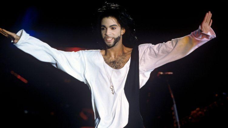 Prince en 1990 à Munich  (Fryderyk Gabowicz / picture alliance / DPA / AFP)