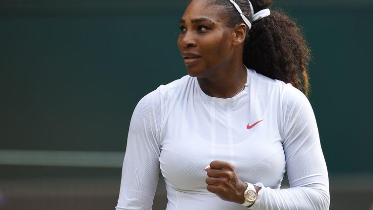Serena Williams (OLI SCARFF / AFP)