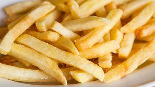 Si le menu de la Station spatiale internationale propose plus de 100 plats, il ne compte pas, et ne comptera jamais, des frites fraîches. (CLAUDIO BEDUSCHI / TIPS / AFP)