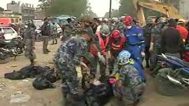 Népal : le bilan fait état de plus de 4 300 morts
