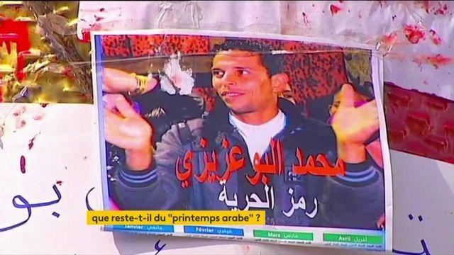 Dix ans après, le printemps arabe n'a souri qu'en Tunisie