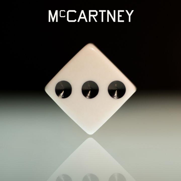 "La pochette de l'album ""McCartney III"" de Paul McCartney (2020). (CAPITOL RECORDS)"