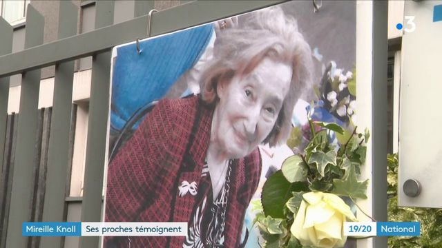 Mireille Knoll : ses proches témoignent
