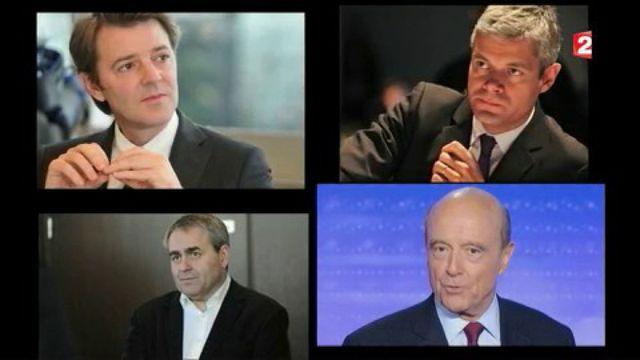 Affaire Fillon : Xavier Bertrand, François Baroin, Alain Juppé et Laurent Wauquiez, ces remplaçants éventuels