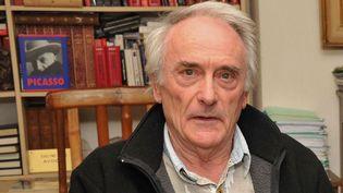 Pierre Le Guennec, électricien à la retraite qui affirme que Picasso lui a donné 271 oeuvres (ici en 2010)  (Bruno Bebert / SIPA)