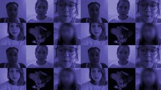 Des victimes de harcèlement sexueltémoignent auprès de franceinfo. (FRANCEINFO)