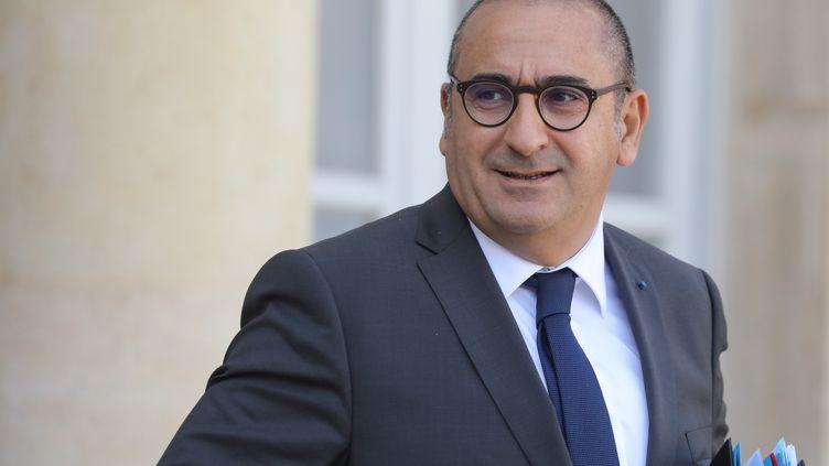 Laurent Nuñez, nouveau coordonateur national du renseignement et de la lutte contre le terrorisme (CNRLT) (LUDOVIC MARIN / AFP)