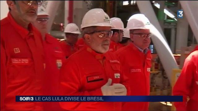 Brésil : le scandale Lula fracture le pays