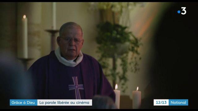 """Cinéma : dans """"Grâce à Dieu"""", François Ozon revient sur une affaire de pédophilie dans l'Eglise"""