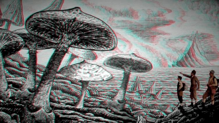"""""""Voyage au centre de la terre"""", une exploration inédite en 3D au théâtre du Pont Tournant de Bordeaux  (France 3 / Culturebox)"""