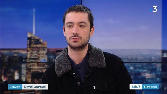 """Guiraud (la France insoumise) : Collomb veut """"une société de milice"""""""