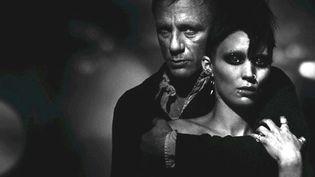 "Daniel Craig et Rooney Mara dans ""Millenium""  (KOBAL / THE PICTURE DESK)"