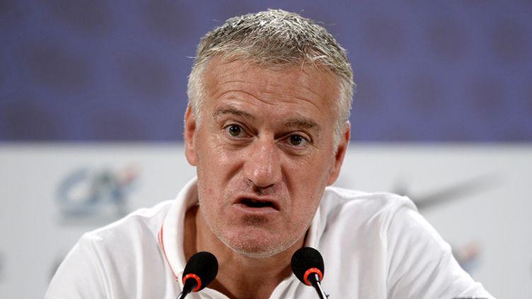 Didier Deschamps (FRANCK FIFE / AFP)